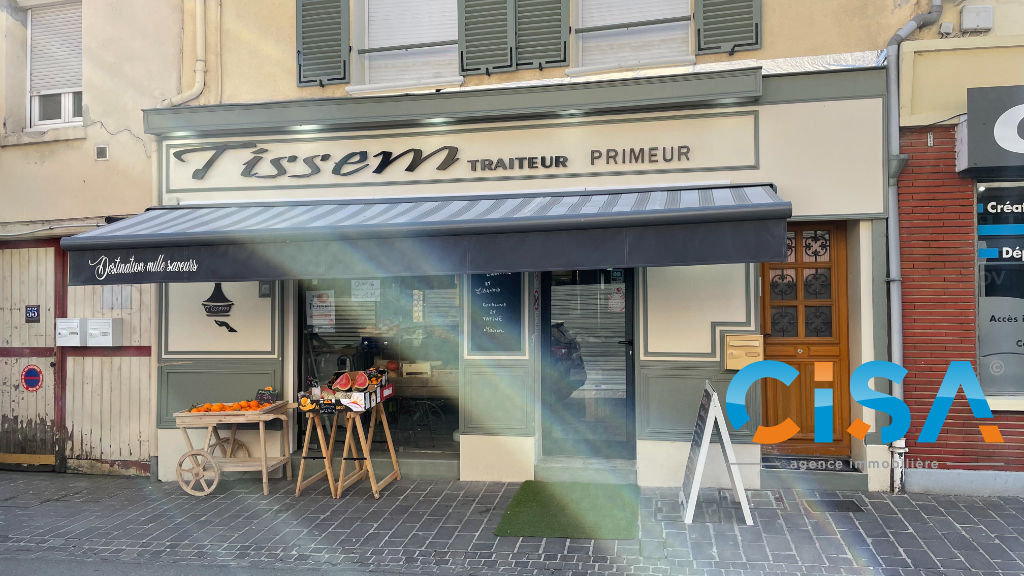 Local commercial Pont Ste Maxence 180 m2 8/11